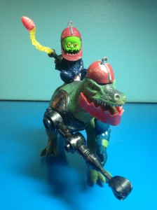 Battle Babies - Dino