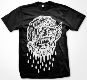 M Skattum - Bowery t-shirt design