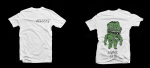 M Skattum - Splurrt t-shirt design