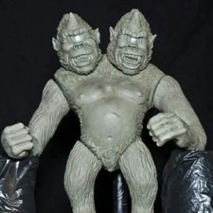 Atomic Vomit - Mishka Sofubi sculpt
