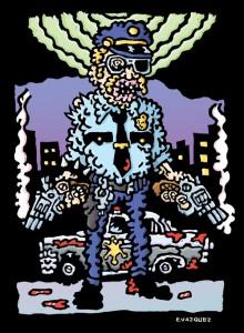 Edwin - police art