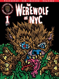 Werewolf of NYC - Comic No. 1