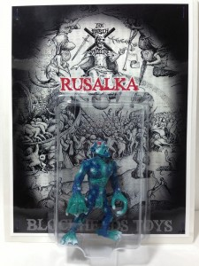 Blockheads Toys - Rusalka fig