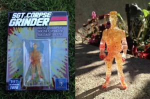 Blockheads Toys - Sgt. Corpse Grinder