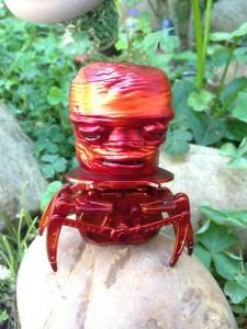 Blockheads Toys - Wall Crawler - Grody