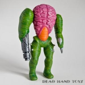 Dead Hand Toys - Nex figure
