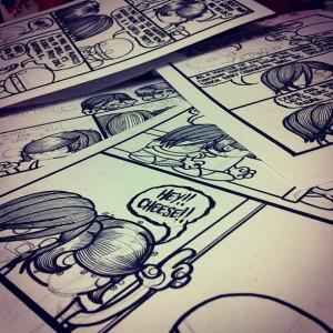 Glenn Manders - drawings