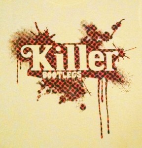 Killer Bootlegs - Cream Logo