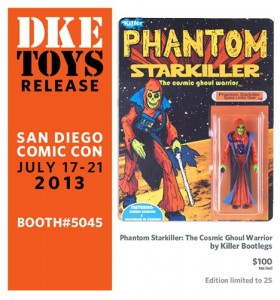 Killer Bootlegs - DKE Phantom Starkiller
