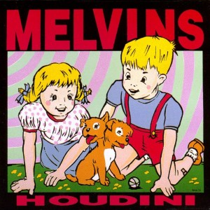 Melvins - Houdini cover