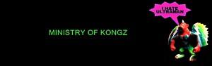 Ministry of Kongz - Logo