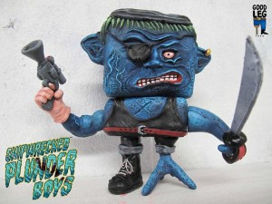Goodleg Toys - Shipwrecked Plunder Boy