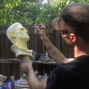 Jon DuBose - painting