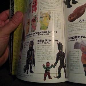 Krotpong - Krampus in Hyper Hobby mag