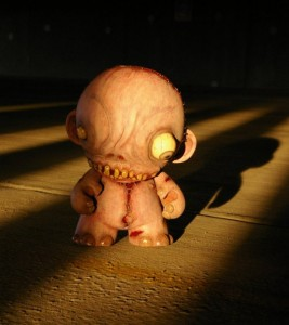 Miscreation Toys - Munny custom