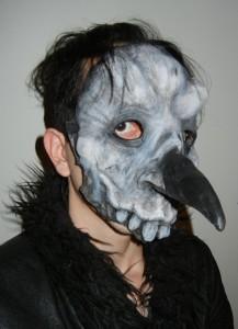 Miscreation Toys - Raven MASK