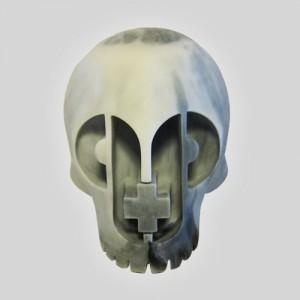 Paper and Plastick - skull