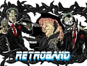 Retroband - logo