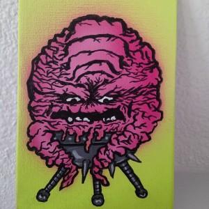 Gorgoloid - Kraang painting