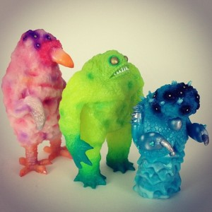 Gorgoloid - Monster Kolor pieces