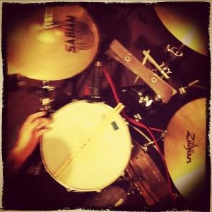 Kevin Herdeman - drumming
