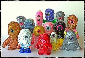 Melt Monsters LOT