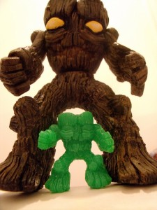 Big Man Toys - Tree Garr Large n Small