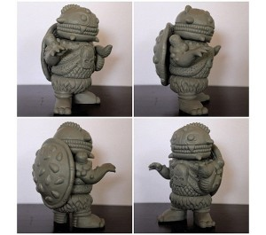 Cheestroyer Sculpt