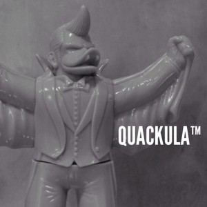 David Healey - Quackula soft vinyl