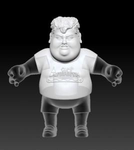 Donkeylips - 3D Sculpt