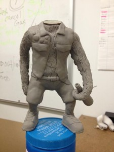 Varg - sculpt for body