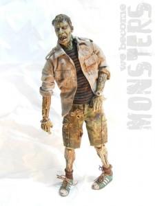 Chris Moore - Zombie 001