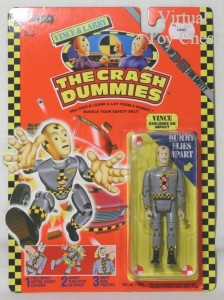 Crash Test Dummies - toy