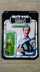 Skate Wars - Lizard King