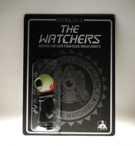 The Watchers - carded