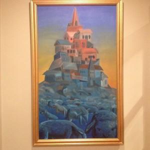 Benny Kline - painting