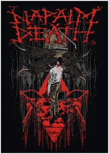 Glenno - Napalm Death art