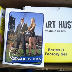 Tenacious Toys - Art Hustle Series 3 Card