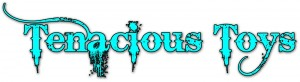 Tenacious Toys - banner logo