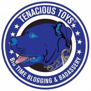 Tenacious Toys - round logo