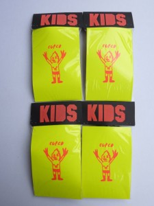 Cupco - Gaza Kids - 2010 - back