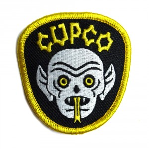 Cupco - patch - white death