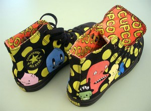 Cupco x Converse - 2007 shoes