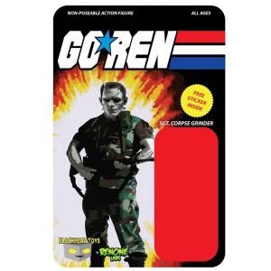Renone x Blockheads - Sgt. Corpse Grinder - art