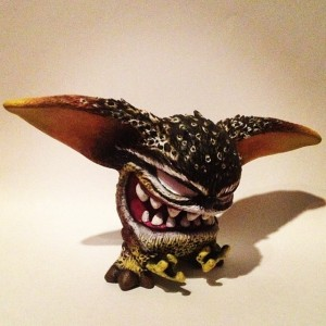 Nasty Neil - Trilpikid Groper Custom - Almost Finished