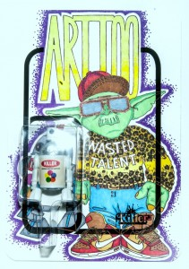 Nasty Neil x Killer Bootlegs - Art Too 2012