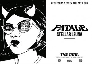 Stella Leuna - Fatale Show - 000