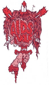 James Quigley - Aids Wolf art 001