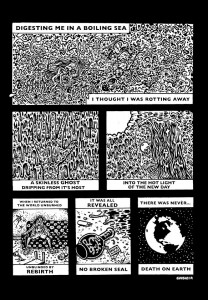 James Quigley - Death on Earth comic for Eyeball Comix 004