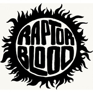 Raptor Blood - Logo 004